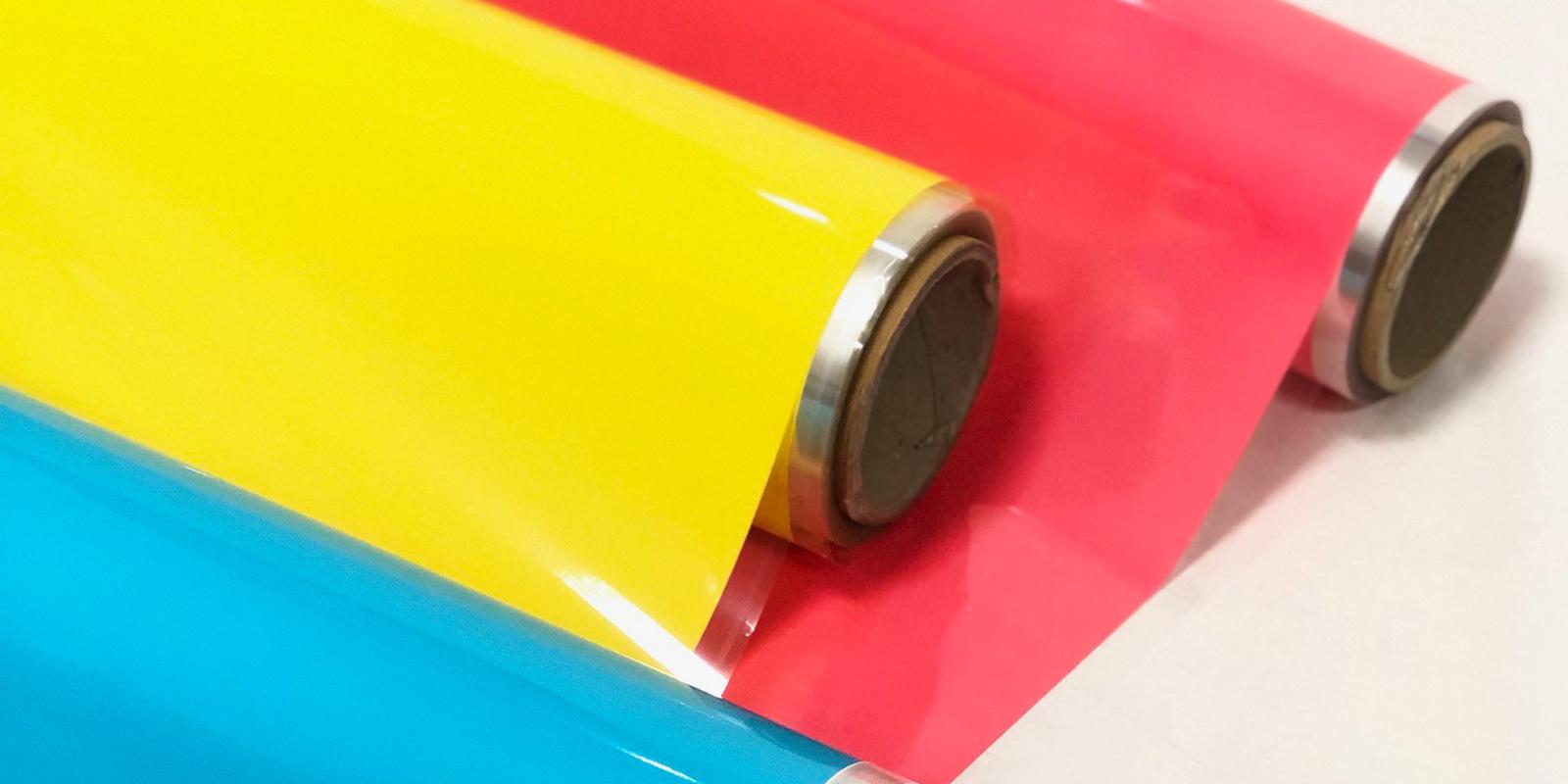 Foils per la stampa a caldo fondo pieno