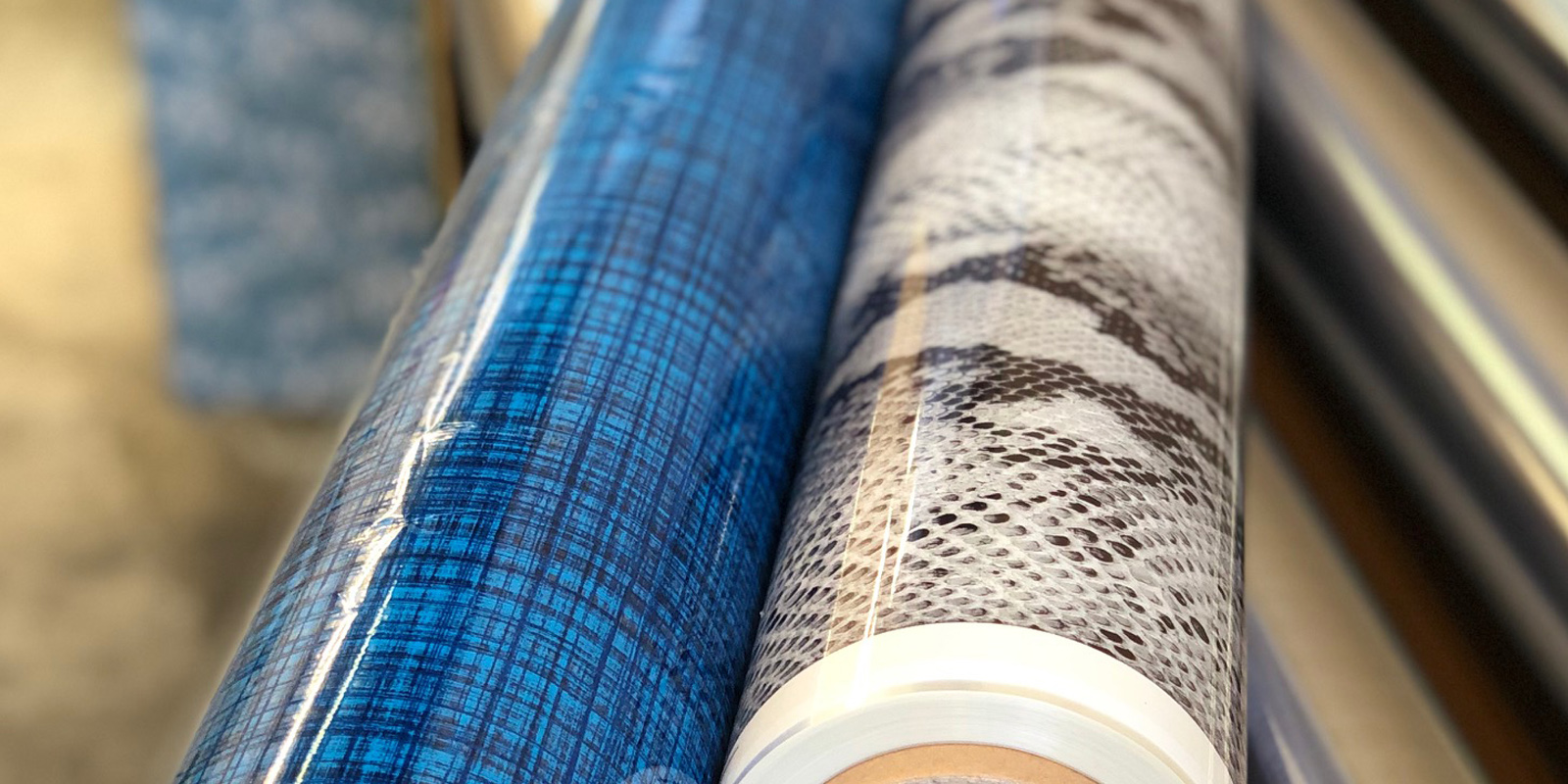 Disegni parziali per la stampa a caldo su pelli e tessuti